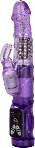 Вибромассажер petite jack rabbit - purple