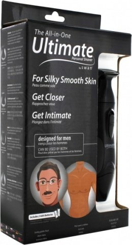Ultimate personal shaver for man, фото 2