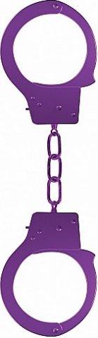 наручники ouch! purple sh-ou001pur