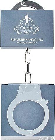 Наручники металические SH-OU003MET, фото 2