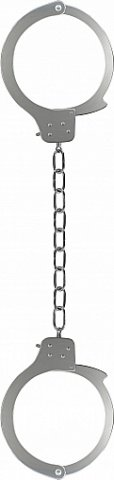 Кандалы Prison Legcuffs Metal SH-OU010MET