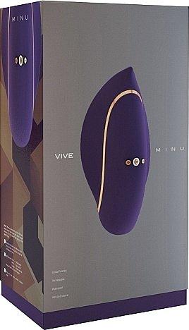 клиторальный вибратор minu-purple sh-vive004pur, фото 2