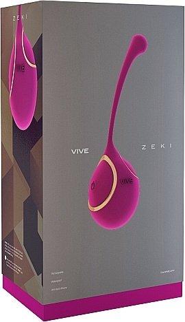 виброяйцо zeki - pink sh-vive007pnk, фото 2