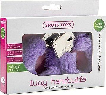 ��������� Furry Handcuffs Purple SH-SHT255PUR 26 ��, ���� 2
