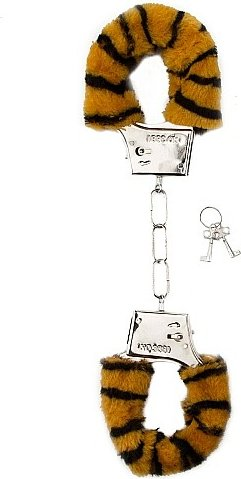 Наручники Furry Handcuffs Tiger SH-SHT255TIG 26 см