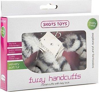 ��������� Furry Handcuffs Zebr SH-SHT255ZEB 28 ��, ���� 2