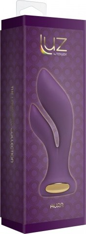 Aura double stimulator purple, фото 2