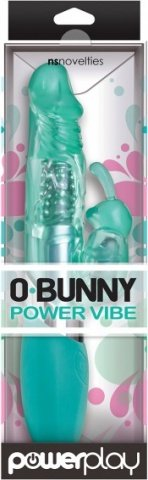 Powerplay o-bunny green, фото 2