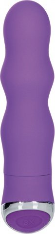 8 function classic chic wave purple