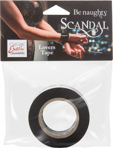 Scandal lovers tape black, фото 2