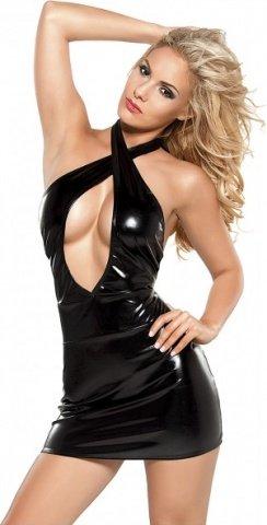 Crisscr s dress black