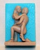 Мыло Камасутра Поза 300014 | Сувениры, приколы | Интернет секс шоп Мир Оргазма