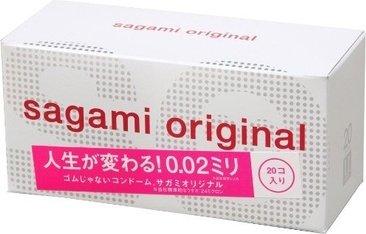 Презервативы Sagami Original 0.02