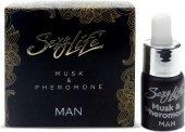 Духи мужские, 5 мл | Мужские феромоны (для соблазнения женщин) | Секс-шоп Мир Оргазма