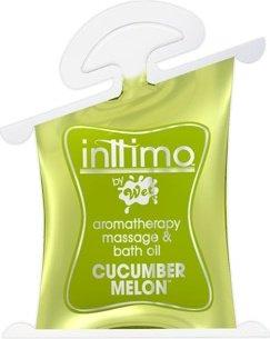 Масло интимное массажное Inttimo by Wet Cucumber Melon подушечка10mL