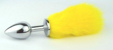 Пробка металлическая с лимонным хвостиком размер S 47154