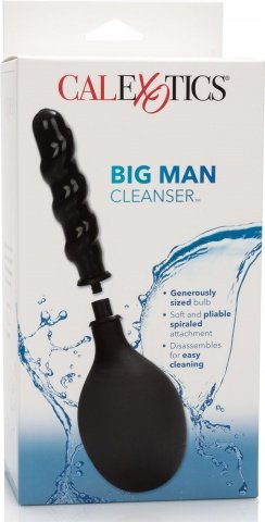 Big man cleanser black, фото 2