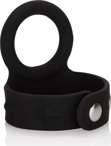 Tri-snap scrotum support ring l