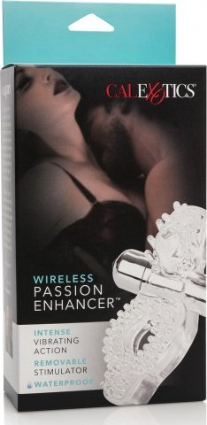 Wireless passion enhancer clear, фото 2