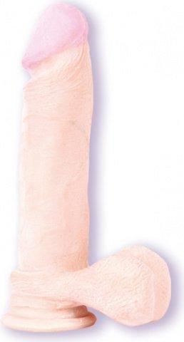 Фаллоимитатор ультра-реалистичный 19 см