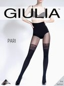 Колготки с имитацией чулок модель 25 3 60 - Секс шоп Мир Оргазма
