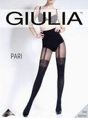 Колготки с имитацией чулок с подвязками модель 26 3 60 - Секс шоп Мир Оргазма