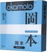 Презервативы okamoto skinless skin super lubricative 3 - Секс-шоп Мир Оргазма