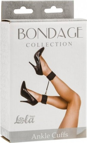 Поножи Bondage Collection Ankle Cuffs One Size 1052-01Lola, фото 2