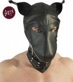 Шлем маска собака | Маски на лицо | Секс-шоп Мир Оргазма