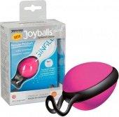 Joyballs secret single, Schwarz-Schwarz вагинальный шарик розовый - Секс-шоп Мир Оргазма