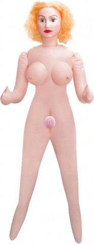 Реалистичная кукла с вибрацией Slutty Angel SH-SLI154