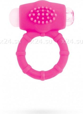 Эрекционное кольцо с клиторальным стимулятором A-Toys