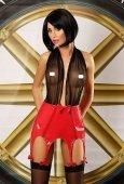 Бэбидолл с сочным поясом, цвет Красный, размер / | Комбинации и бэбидоллы | Секс-шоп Мир Оргазма
