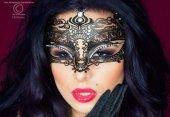 Таинственная маска | Маски на глаза | Секс-шоп Мир Оргазма