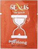 Продлевающая гель-смазка на водной основе для мужчин Silk Touch Prolong 6 мл (1*50) - Секс-шоп Мир Оргазма