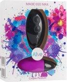 Magic egg purple вагинальное яйцо с пультом управления - Секс-шоп Мир Оргазма