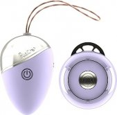 Виброяйцо Isley Purple SH-RET005PUR, //2 лина виброяйца 6,5см, длина петли 8см, диаметр виброяйца 3,6см, работает от USB провода (есть в комплекте)., //2 лина виброяйца 6,5см, длина петли 8см, диаметр виброяйца 3,6см, работает от USB провода (есть в комплекте). - Секс-шоп Мир Оргазма