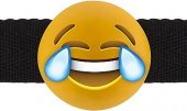 Кляп Laughing out Loud Emoji SH-SLI159-3 - Секс-шоп Мир Оргазма