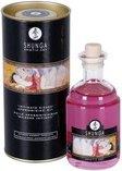 Масло интимное массажное Игристое клубничное вино 100 МЛ - Секс-шоп Мир Оргазма