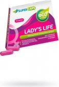 Капсулы Lady'sLife возбуждающие для женщин, 14 капсул - Секс-шоп Мир Оргазма