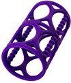 Насадка Toyfa A-toys, фиолетовая 7,5см, диаметр 3,3см. 7,5см, диаметр 3,3см. - Секс-шоп Мир Оргазма