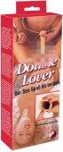 Увлечивающая насадка с вибрацией Double Lover - Секс-шоп Мир Оргазма