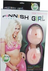 Кукла &amp quot Блондинка&amp quot с кудряшками, вагина с вибратором, рост 160 см, фото 7