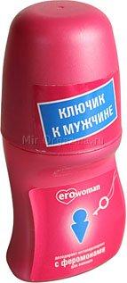 Дезодорант-антиперспирант с феромонами Erowoman, фото 2