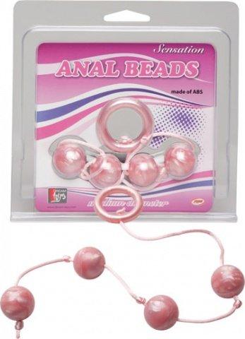 Анальные шарики Anal Beads Medium, фото 3