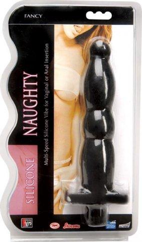 Фаллоимитатор Naughty 18 см, фото 3