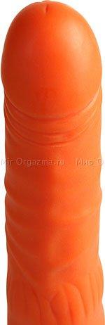 Вибратор Orange Blossom 19 см, фото 3