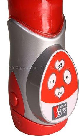 Фрикционный вибратор My Concubine 20 см, фото 5