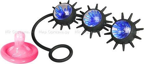 Стеклянные шарики Blue Iris