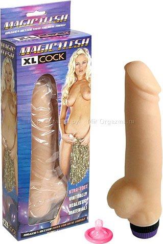 Фаллоимитатор XL cock 21 см, фото 2